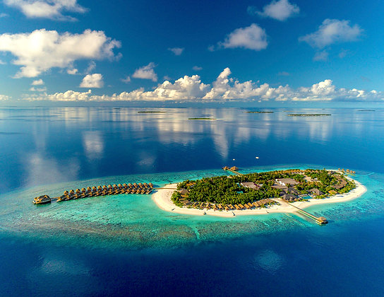KUDA FUSHI RESORT MALDIVES  คุดาฟูชี่ มัลดีฟส์