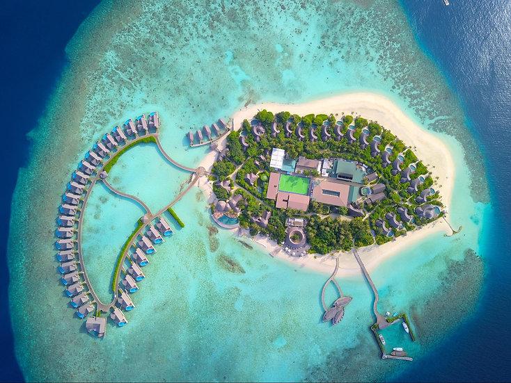 MILAIDHOO ISLAND MALDIVES   มิลัยดูไอส์แลนด์ มัลดีฟส์