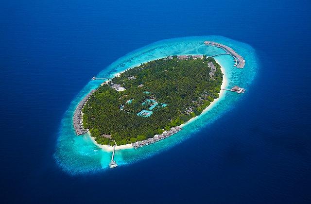 DUSIT THANI MALDIVES  ดุสิตธานี มัลดีฟส์