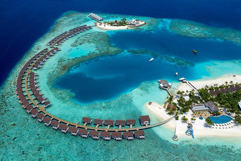 OBLU SELECT AT SANGELI MALDIVES  โอบลู ซีเล็ค แอท เซนเกลี