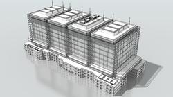 בניין העסקים החדש בבולגריה