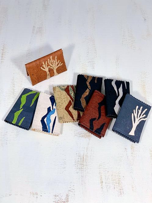 CUSTOM Mae Linnaea Cork Cardholder