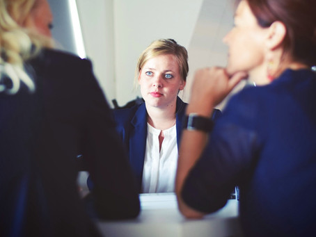 How to Know When to Speak Up in a Meeting