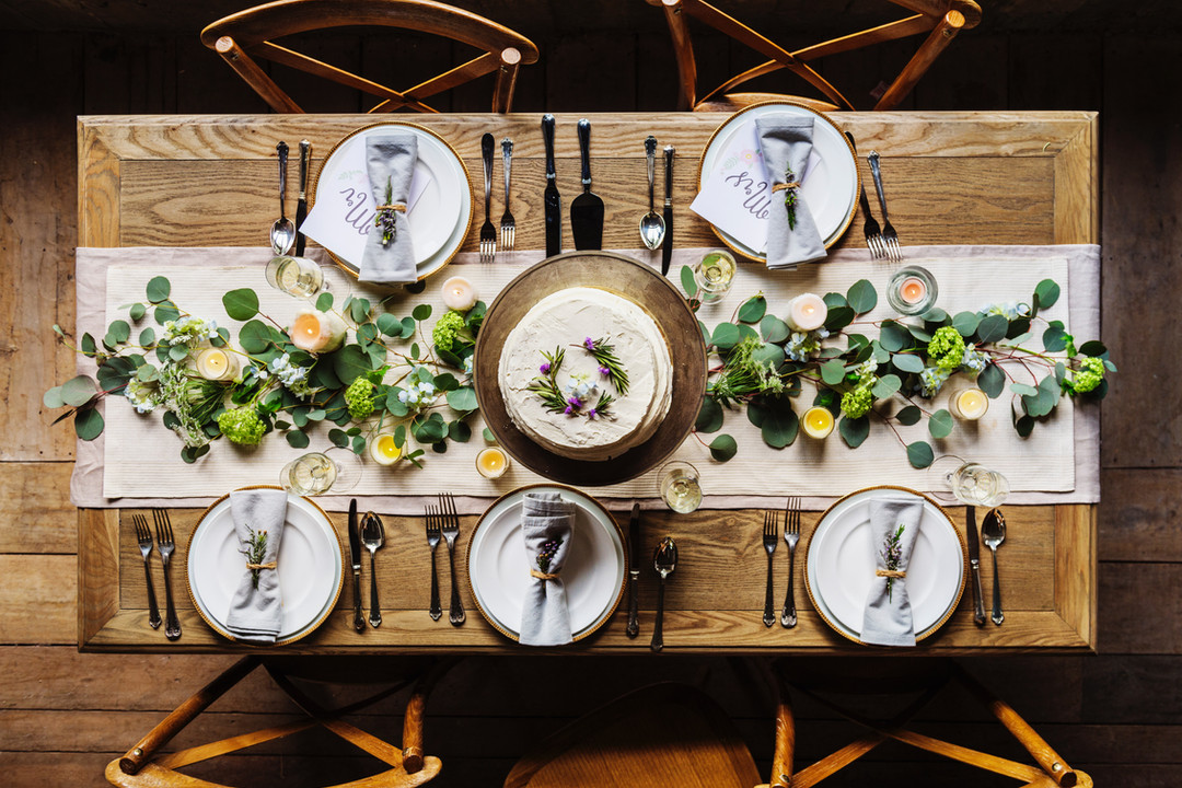 Private event dinner parties