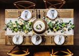 Festlig Middagsbord