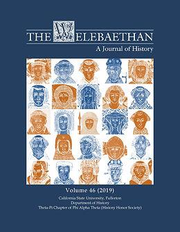 Welebaethan 2019 Cover