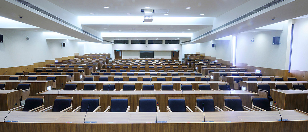 KAOHSIUNG UNIVERSITY OF APPLIED SCIENCES INTERNATIONAL CONFERENCE HALL