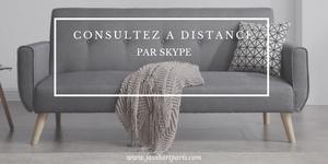 thérapie à distance consultation skype