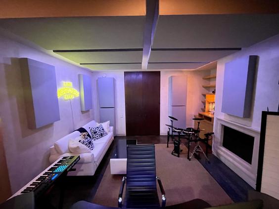 Summit Studios - door view