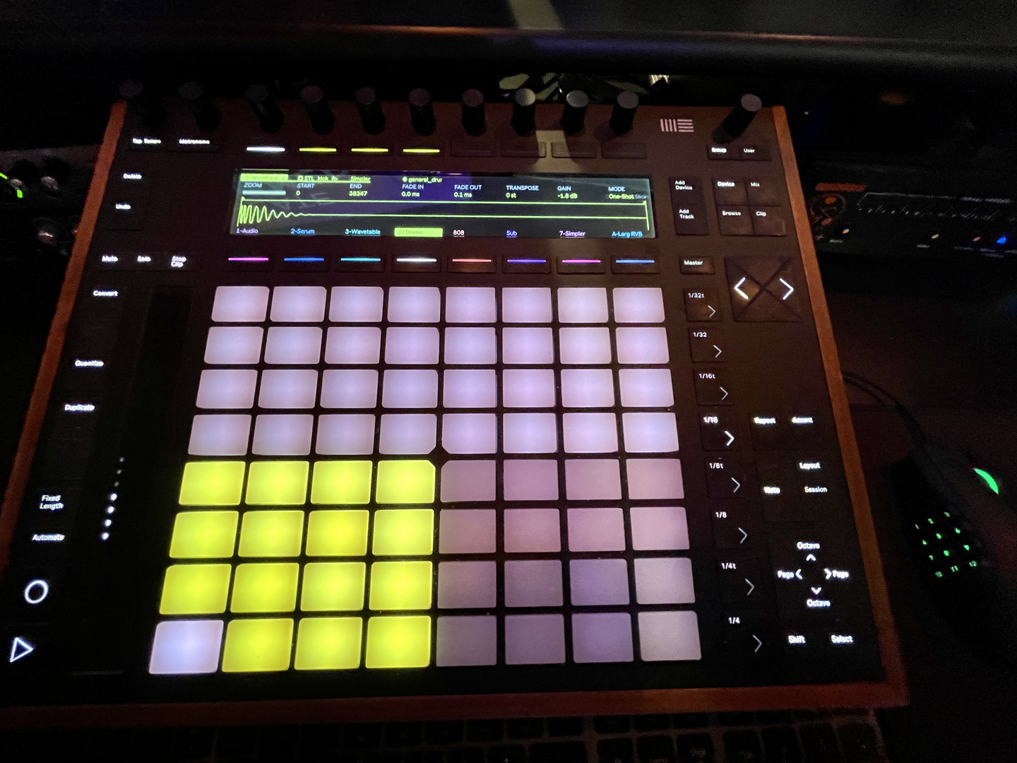 Summit Studios - ableton push