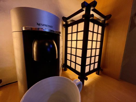 Summit Studios - nespresso coffee machine