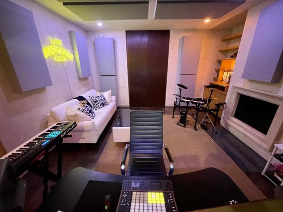 Summit Studios - open view