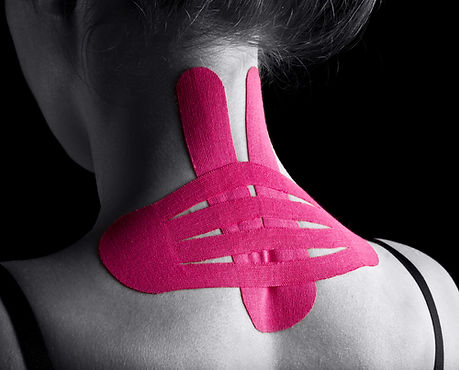 medical taping for reducing headache.jpg