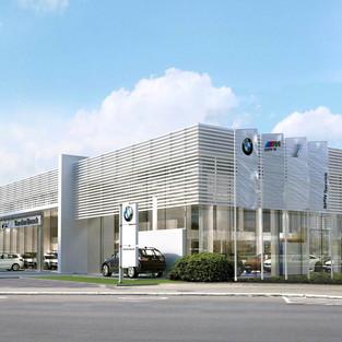 BMW VAN DEN BROECK 展示中心