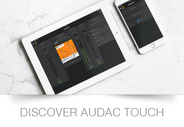 Discover-AUDAC-TOUCH