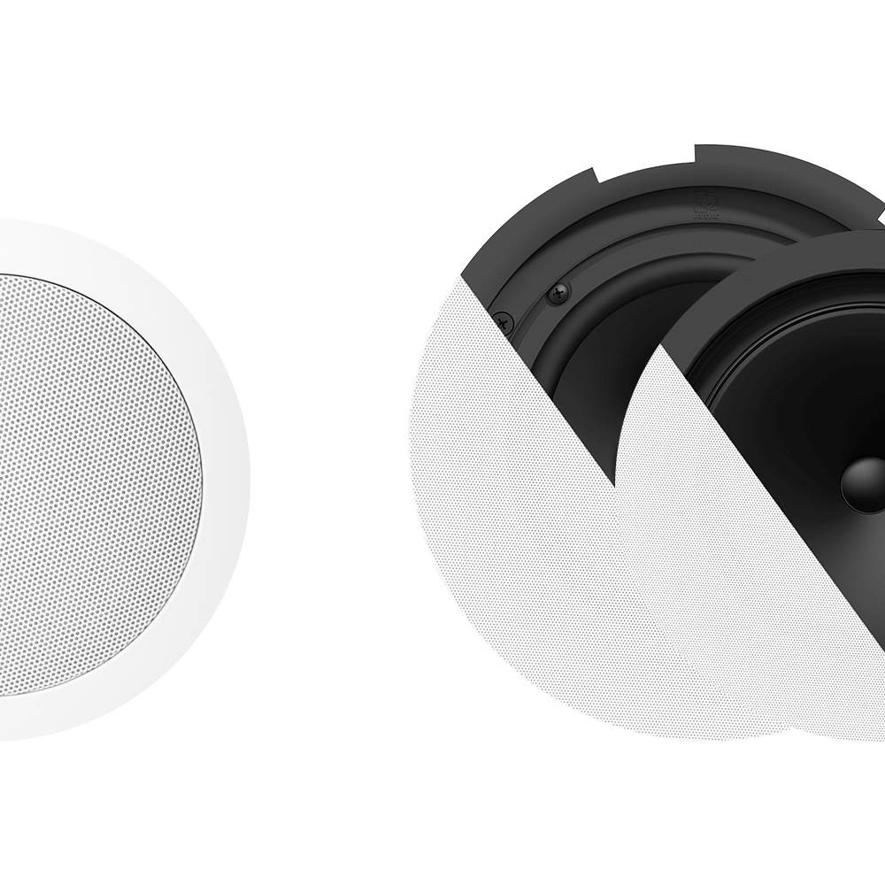 CS SERIES AND NEW CEILING SPEAKERS - A COMPARISON