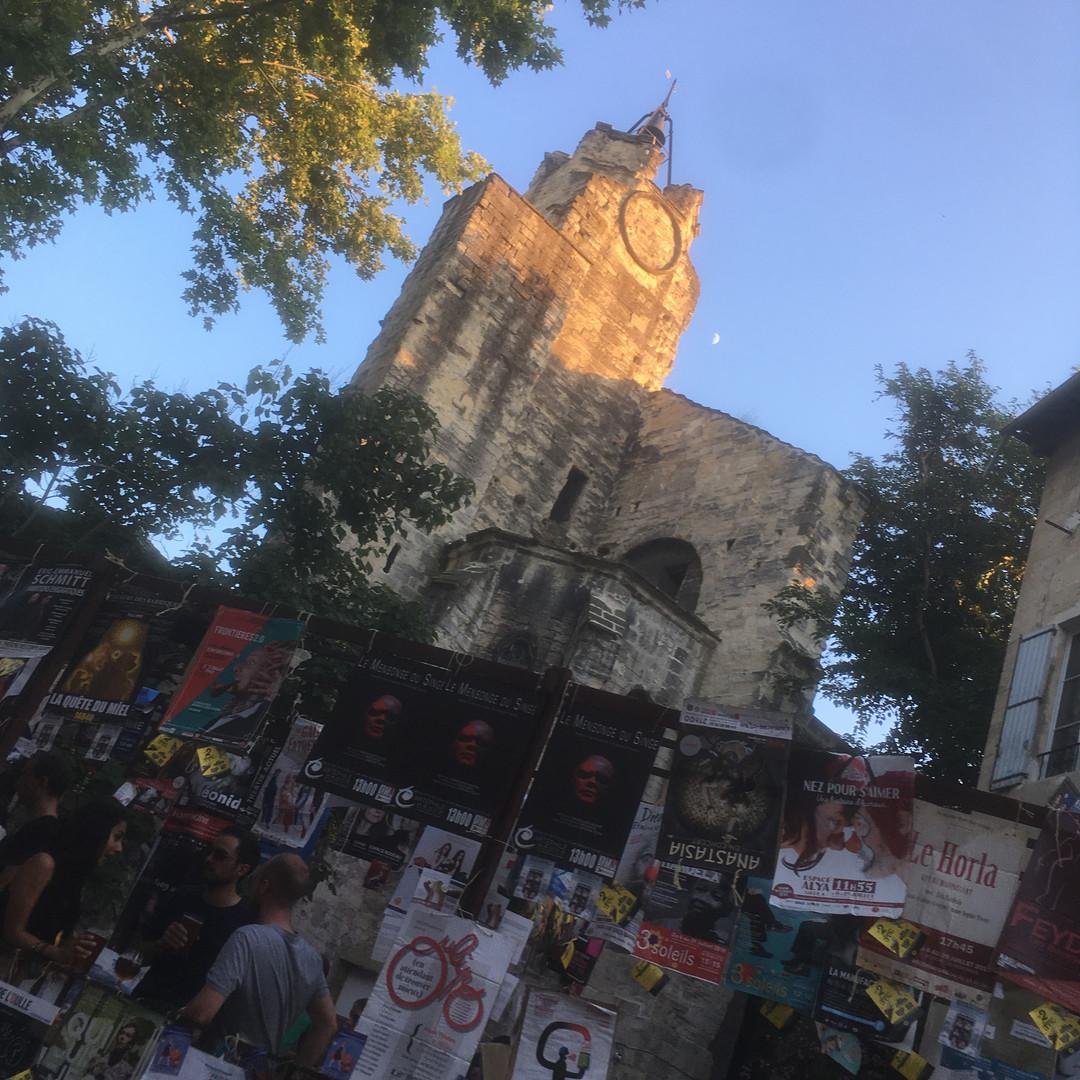 Avignon, toujours