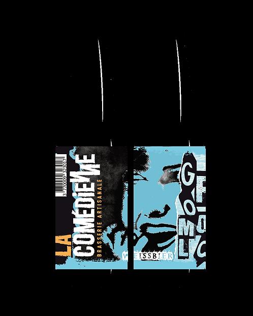 "Carton Bière Blanche ""Gromolo"" 12 x 33 cL"