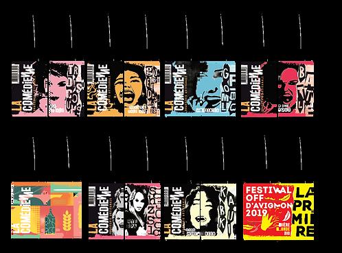 Carton Mix 12 x 33 cL