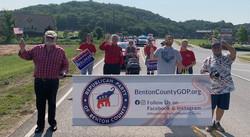 7.3.21 Bella Vista Patriot Parade