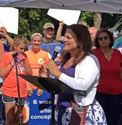 Legislators' March for Life 9.19