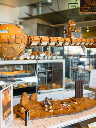 2001 Space Odyssey Gingerbread