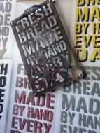 Bread Stencil