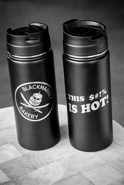 Blackmarket Travel Cup (hot or cold)