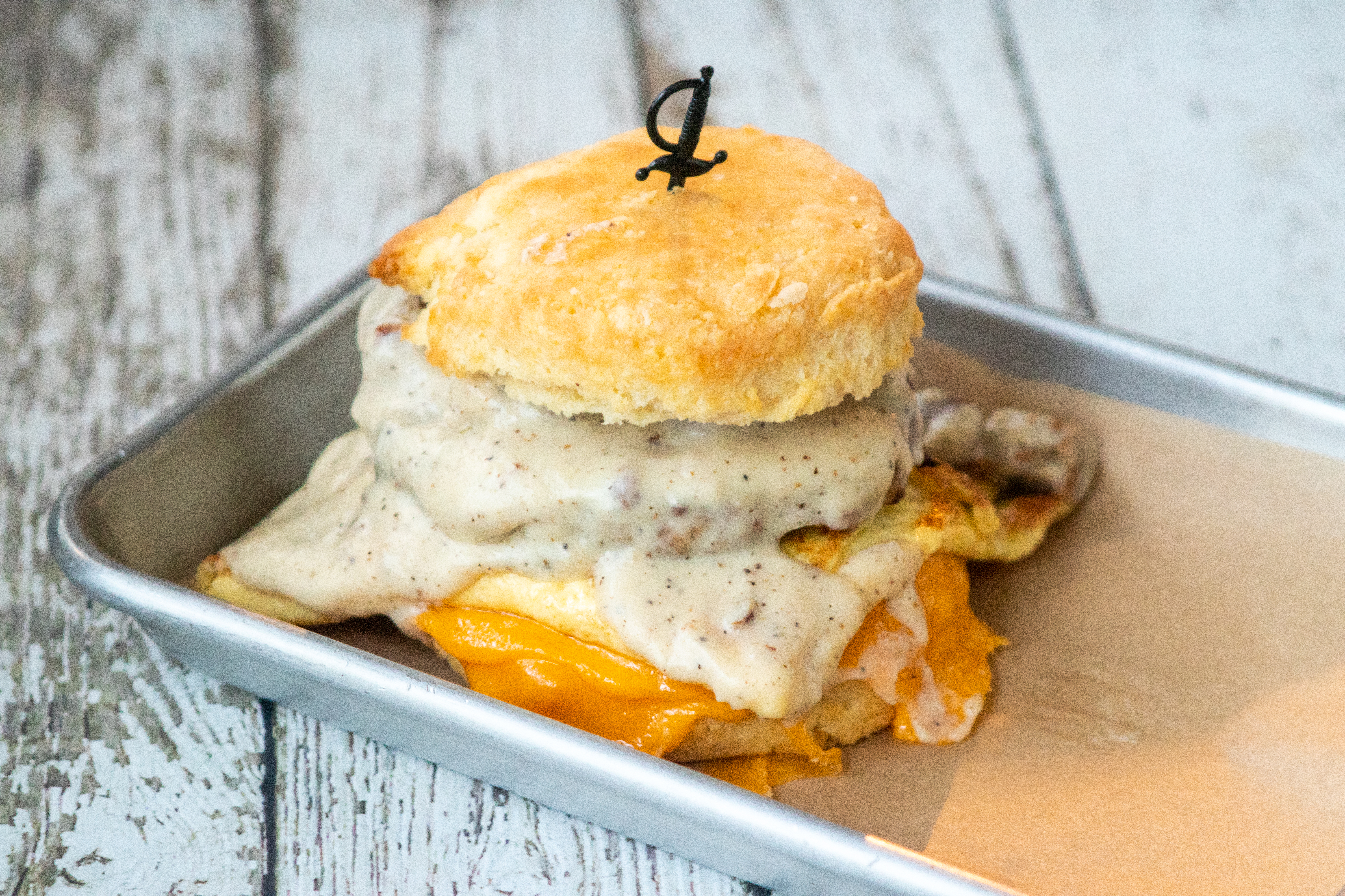 Southern Comfort Eggywich
