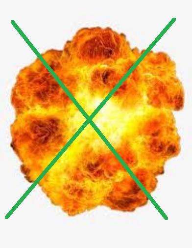 Взрывобезопасны