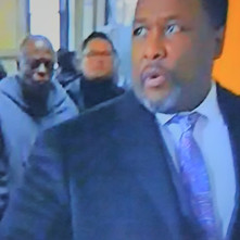 Chicago PD with Wendell Pierce