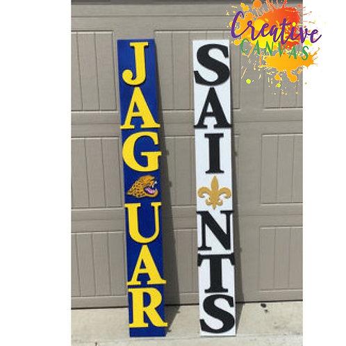 Southern University Jaguars/New Orleans Saints