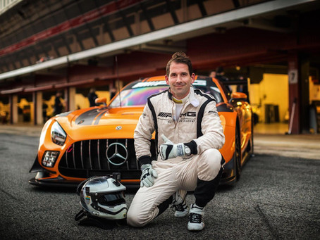 AMG GT3 DRIVE TEST, BARCELONE