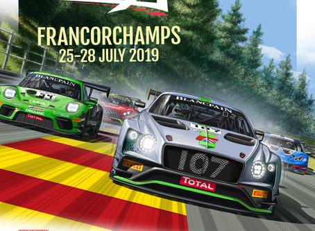 Next race, 24 hours SPA