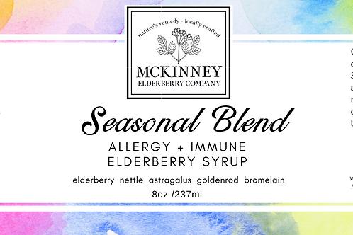 Seasonal Allergy Blend