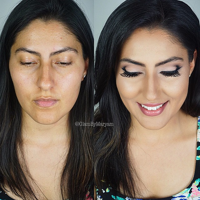 Instagram - Don't we all love a gorgeous #BeforeAndAfter😍 Come out and watch me