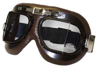 RXT Flying Goggles - Brown