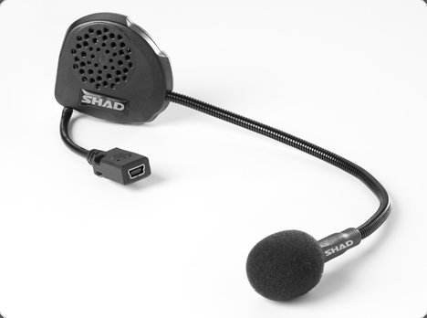 SHAD Bluetooth Helmet Intercom BC01
