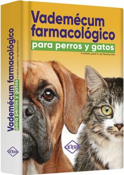 VADEMECUM FARMACOLOGICO PERROS Y GATOS