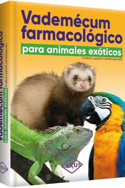 VADEMECUM FARMACOLOGICO ANIMALES EXOTICO