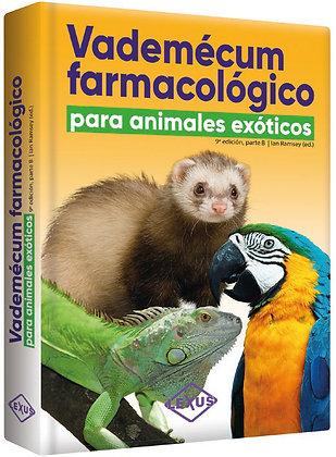VADEMECUM FARMACOLÓGICO ANIMALES EXOTICOS