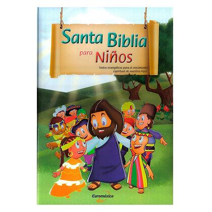 SAGRADA BIBLIA PARA NIÑO