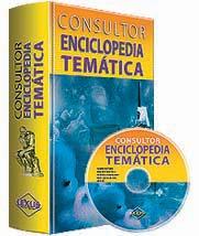 Consultor Enciclopedia Temática + CD-ROM