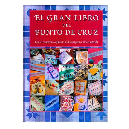 EL GRAN LIBRO DEL PUNTO DE CRUZ