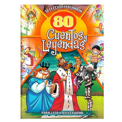 80 CUENTOS Y LEYENDAS