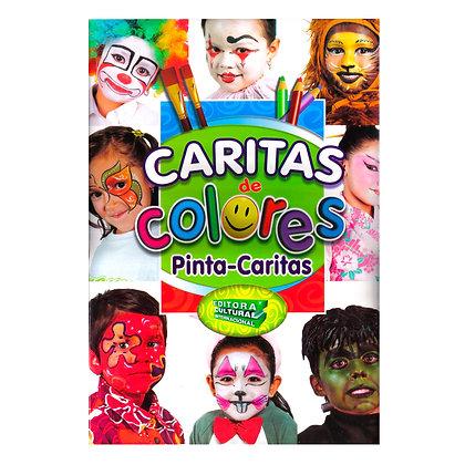 CARITAS DE COLORES: PINTA-CARITAS