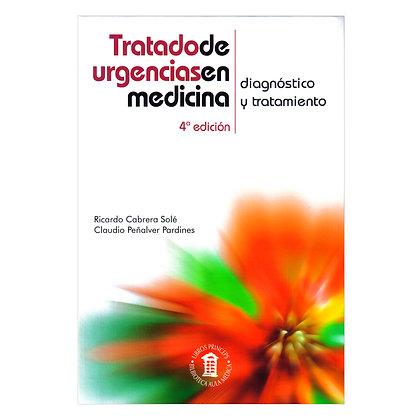 TRATADO DE URGENCIAS EN MEDICINA 4º EDICIÓN