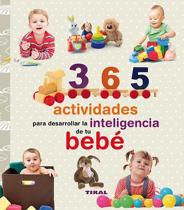 365 Actividades p/ Desarrollar la Inteligencia...