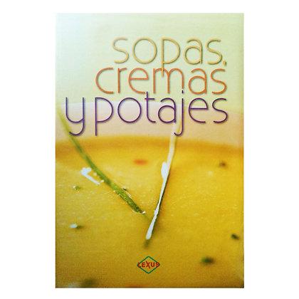 SOPAS, CREMAS Y POTAJES
