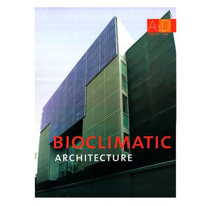 BIOCLIMATIC ARQUITECTURE